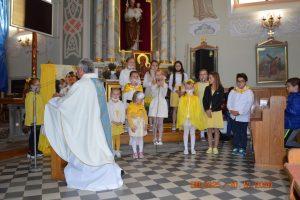 Dzień Papieski wBachórzu