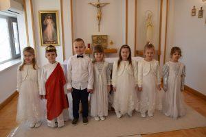 Życzenia dla Kapłanów odjarosławskich przedszkolaków