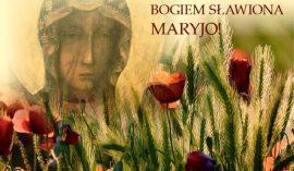 ECCE ANCILLA DOMINI…                                Tobie Maryjo….