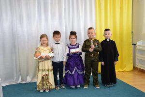 Przedszkolaki zJarosławia kochają św.Jana Pawła II iJego Rodzinę