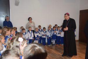 Święto patrona iwizytacja ks.biskupa